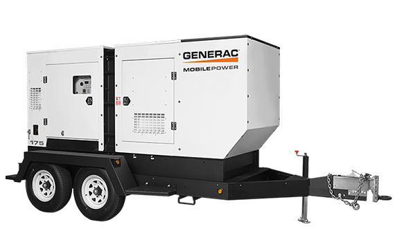 Mobile diesel generators | New or Rent at Wolverine Power Systems in Michigan
