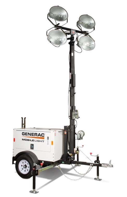 Generac Mobile Light tower for sale or rent