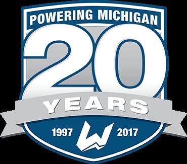 Wolverine Power Systems - Powering Michigan since 1997. Generac Industrial Power Distributor for emergency backup power generators.