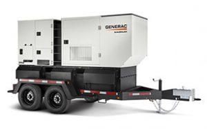 Generac Mobile Diesel Generator