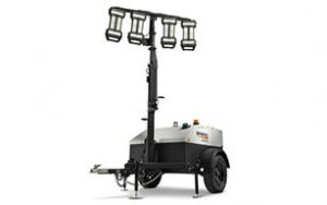 Generac MLT4060MVD Mobile Light Tower