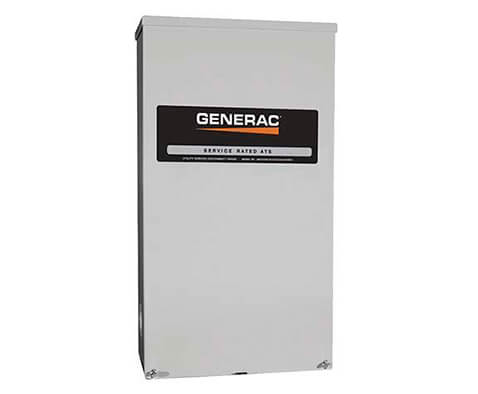 Generac automatic transfer switch in Michigan