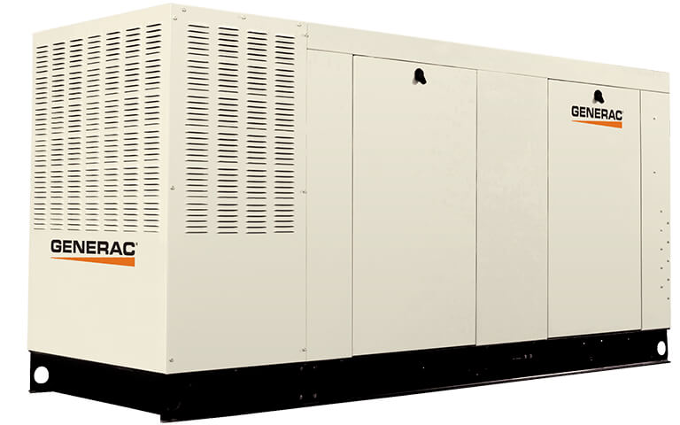 Generac generators - home backup power QT Series 100kw at Wolverine Power Systems in Michigan