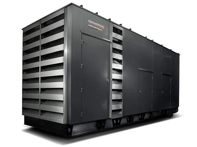 Generac Industrial Power Diesel Generators from Wolverine Power Systems in Michigan