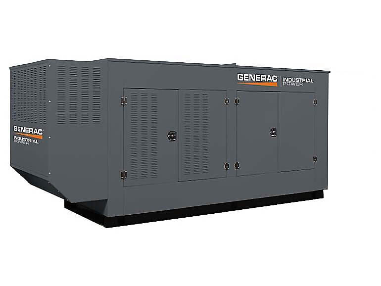 Generac Industrial 500kW Natural Gas MPS