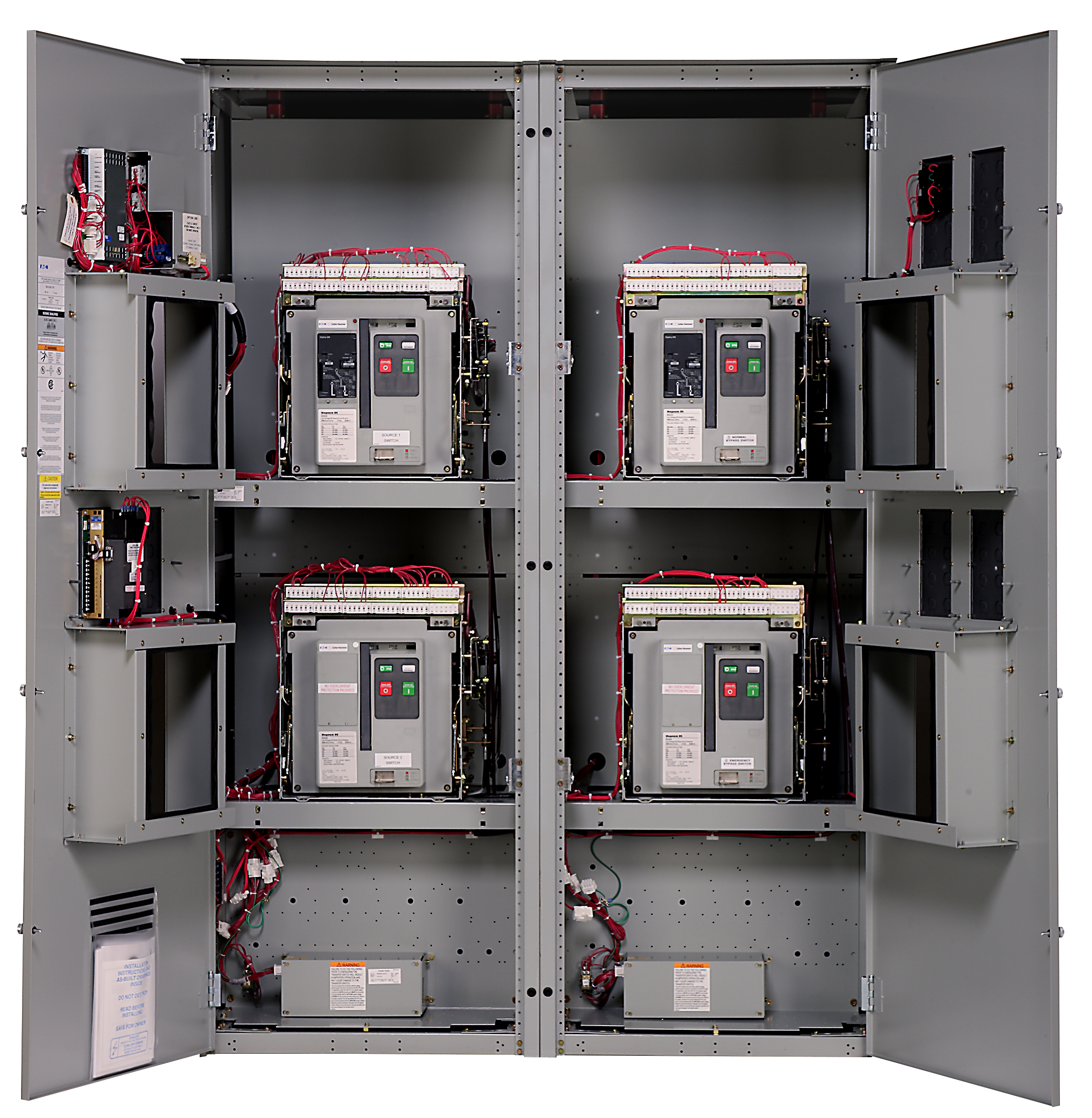 Generac Industrial Transfer Switches at Wolverine Power Systems in Michigan