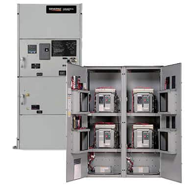 Generac PSTS Transfer Switches at Wolverine Power Systems