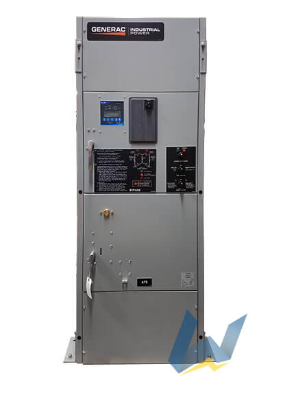 Generac PSTS Transfer Switch Bypass Isolation