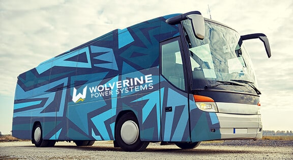Bus, RV or Food Truck generator repair at Wolverine Power Systems in Wixom or Zeeland, MI