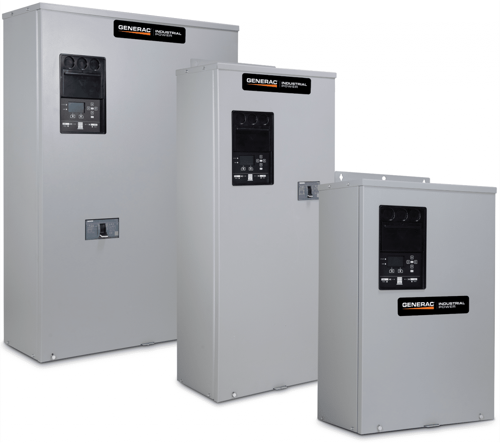 Generac TX Series Transfer Switch from Wolverine Power Systems in Michigan